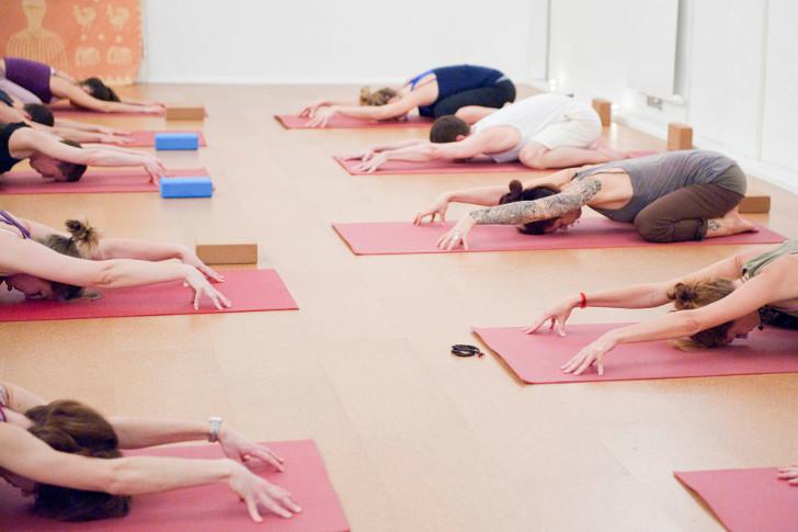 Foto: Amazing Yoga