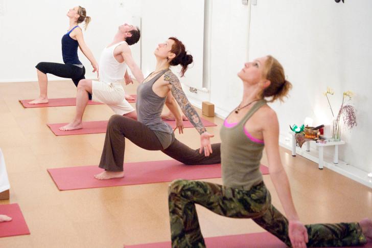 Yogaübung Foto: Amazing Yoga