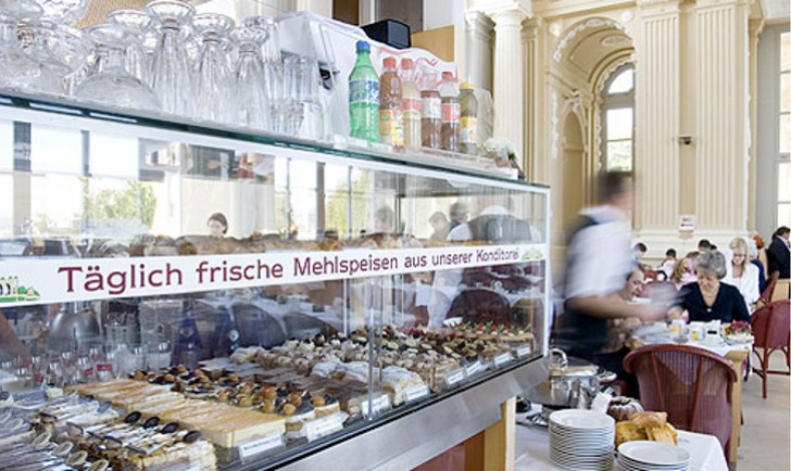 Cafe Gloriette (c) Cafe Gloriette
