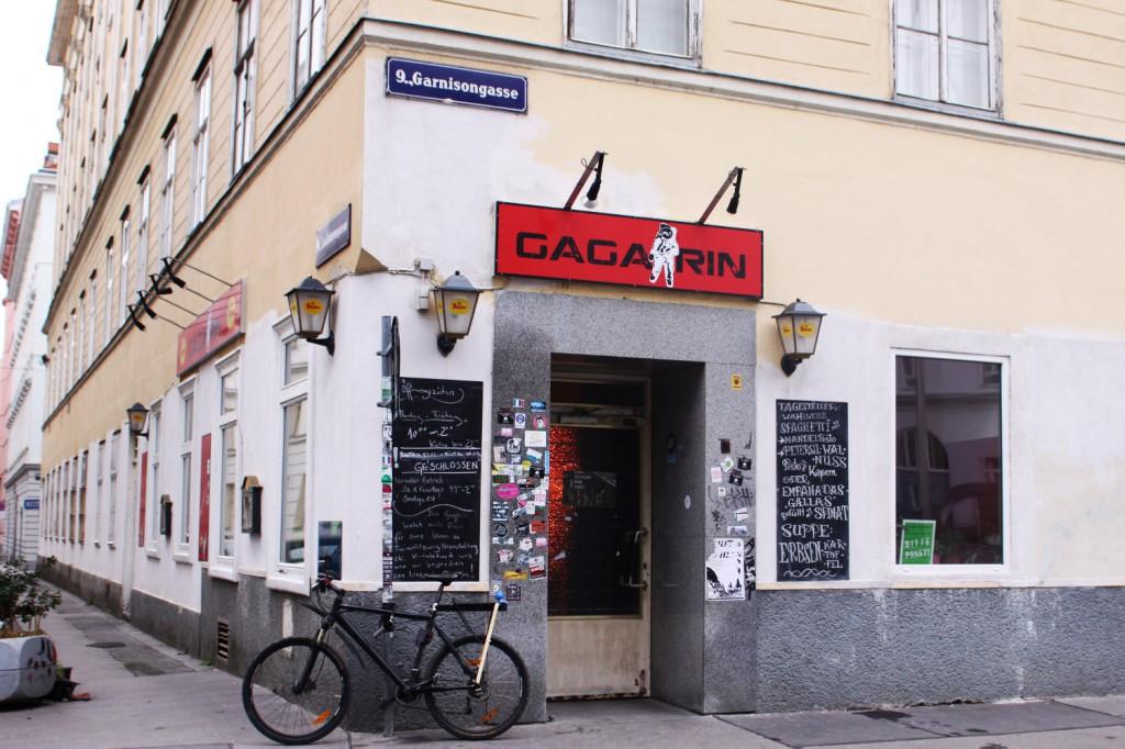 Gagarin (c) STADTBEKANNT  CF