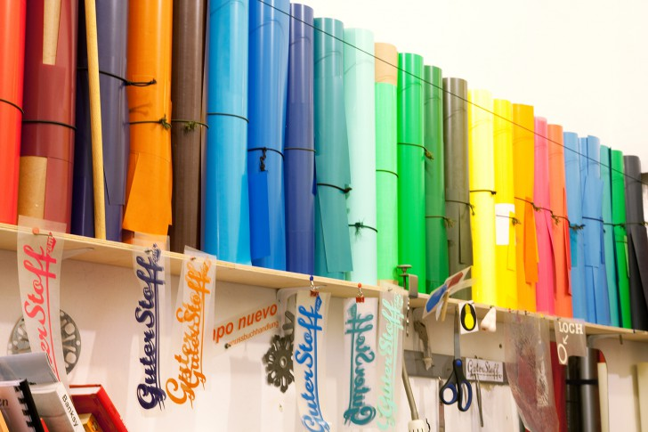 GuterStoff Druckfarben (c) GuterStoff
