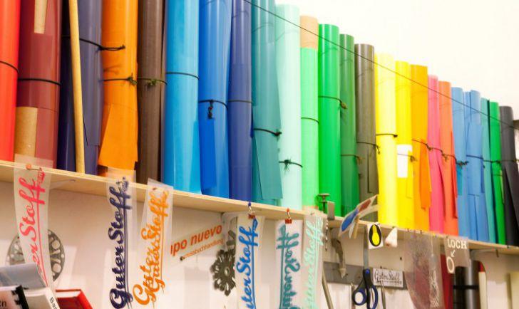 Druckfarben GuterStoff (c) GuterStoff