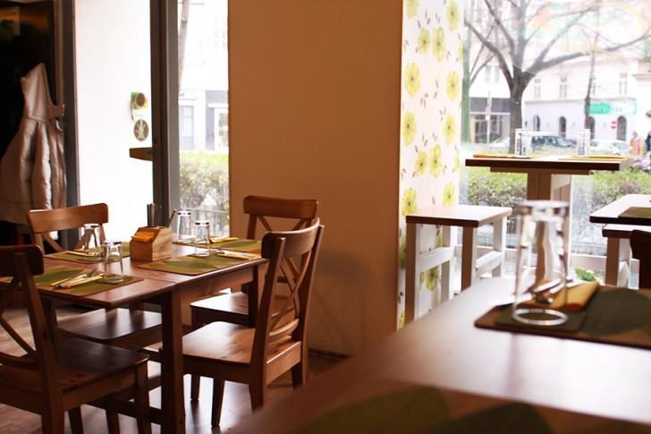 Fruehstueck und Mittags bei mir Restaurant (c) stadtbekannt.at