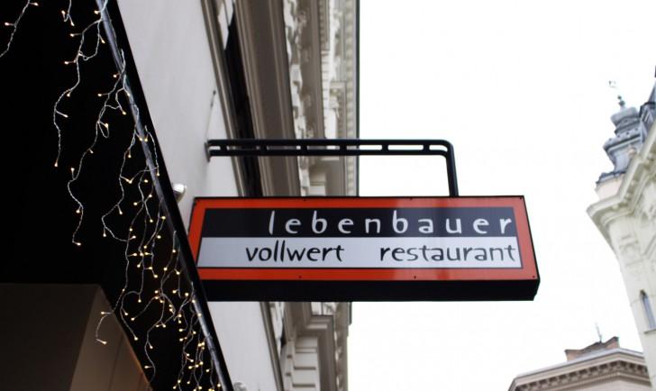 Vollwertrestaurant Lebenbauer (c) STADTBEKANNT