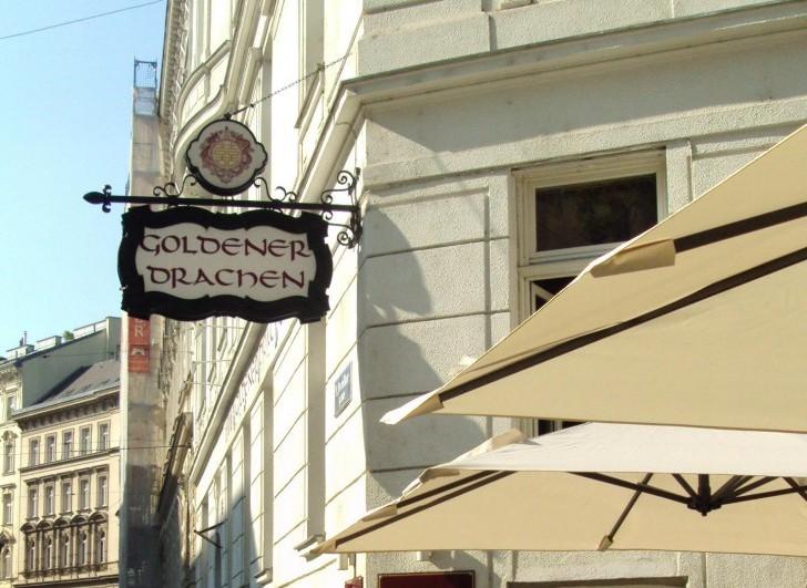 Goldener Drachen Chinarestaurant Foto: STADTBEKANNT