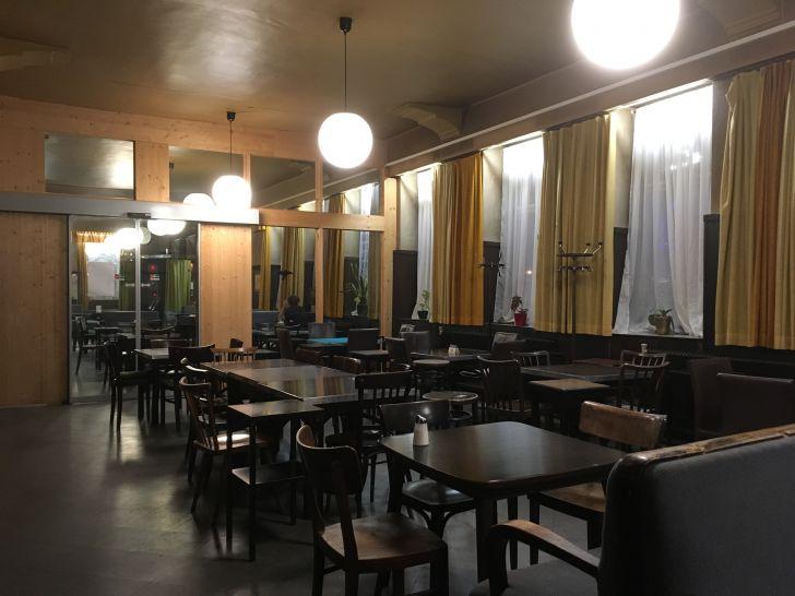 Cafe Weidinger Nichtraucherbereich (c) STADTBEKANNT