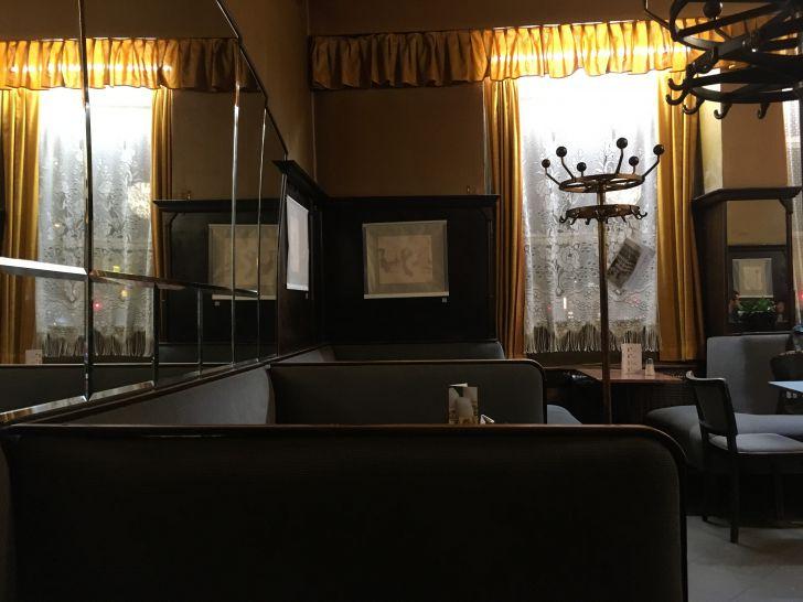 Cafe Weidinger Spiegel (c) STADTBEKANNT