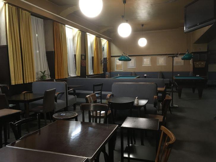Cafe Weidinger Tische (c) STADTBEKANNT