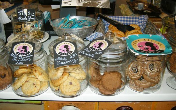 Kekse Pure Living Bakery (c) stadtbekannt.at
