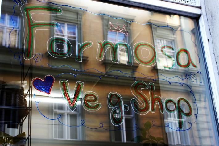 Formosa Vegetarischer Shop (c) stadtbekannt.at