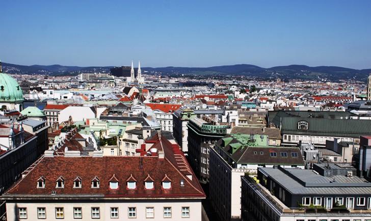 Wien Ausblick (c) STADTBEKANNT