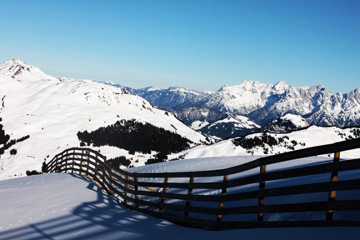 Berge Schnee (c) STADTBEKANNT