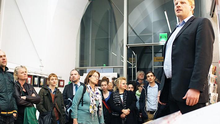 Buchpräsentation Vegan in Wien Hnat1 (c) CF stadtbekannt