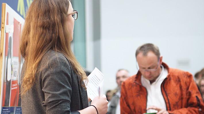 Buchpräsentation Vegan in Wien Vortrag (c) CF stadtbekannt