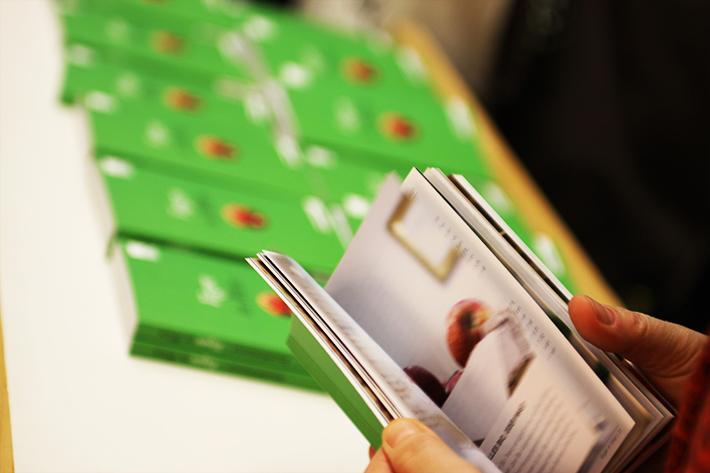 Buchpräsentation Vegan in Wien (c) CF stadtbekannt