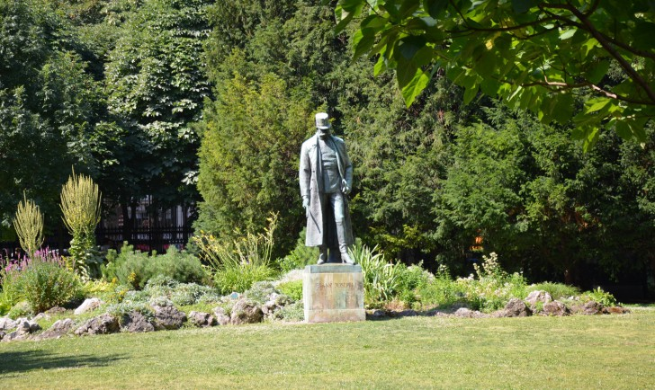 Burggarten Franz Joseph (c) Mautner stadtbekannt.at