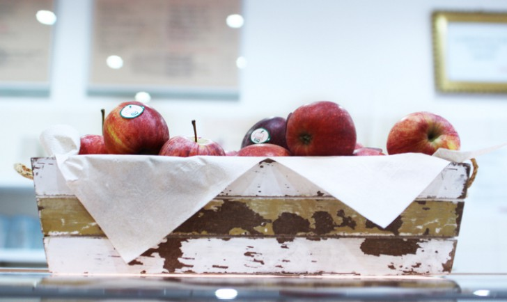 Happy Cakes Aepfel (c) CF stadtbekannt.at