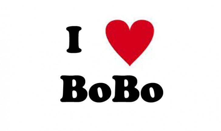 I love Bobo (c) stadtbekannt