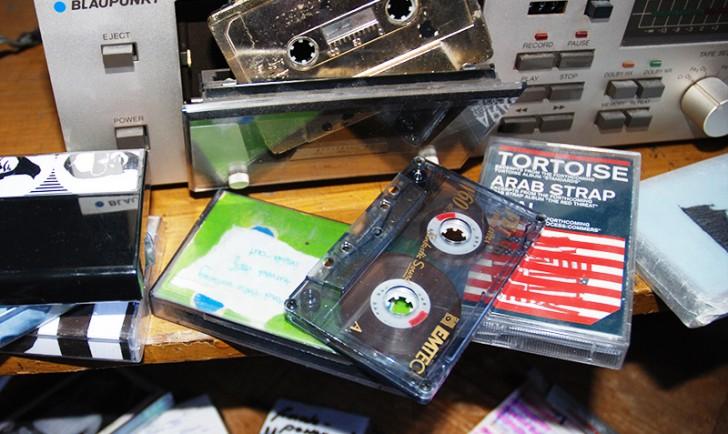 Mixtape (c) STADTBEKANNT Voggenberger