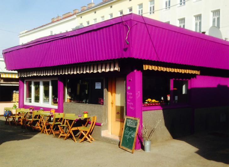 Purple Eat Marktstand (c) STADTBEKANNT