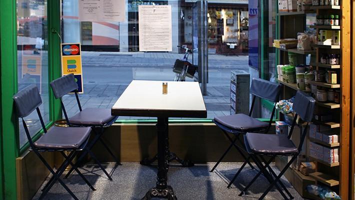 Reformhaus Buchmueller Tisch (c) CF stadtbekannt