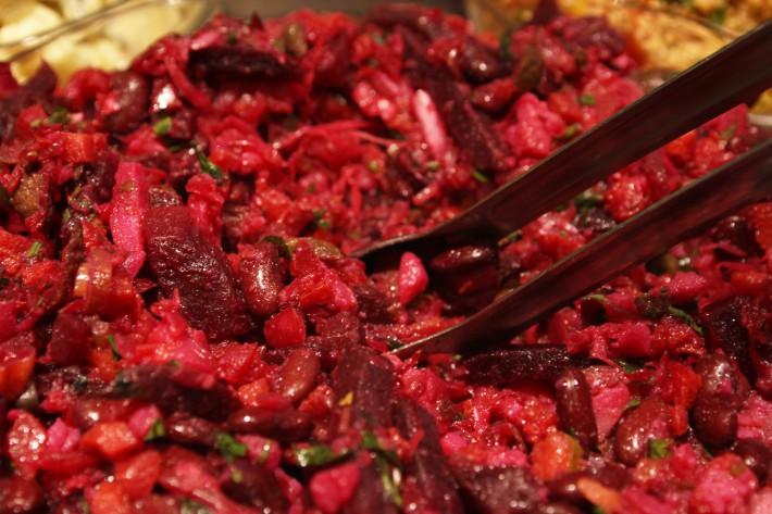 Rote Rüben Salat (c) stadtbekannt.at