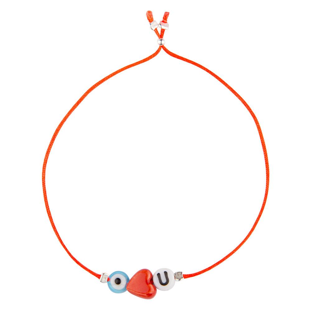Sorbet-Bracelets-rot-i-love-you (c) FROMAUSTRIA