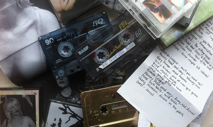 Tapes (c) Voggenger stadtbekannt