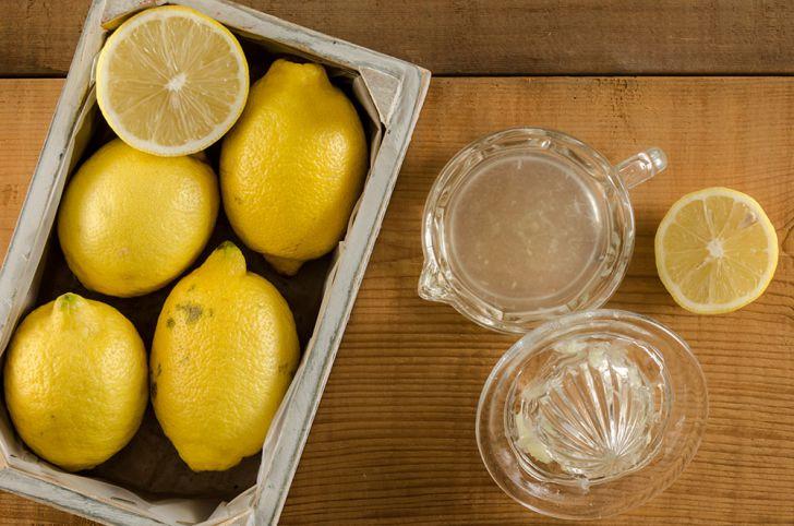 Zitronen Zitronensaft (c) STADTBEKANNT