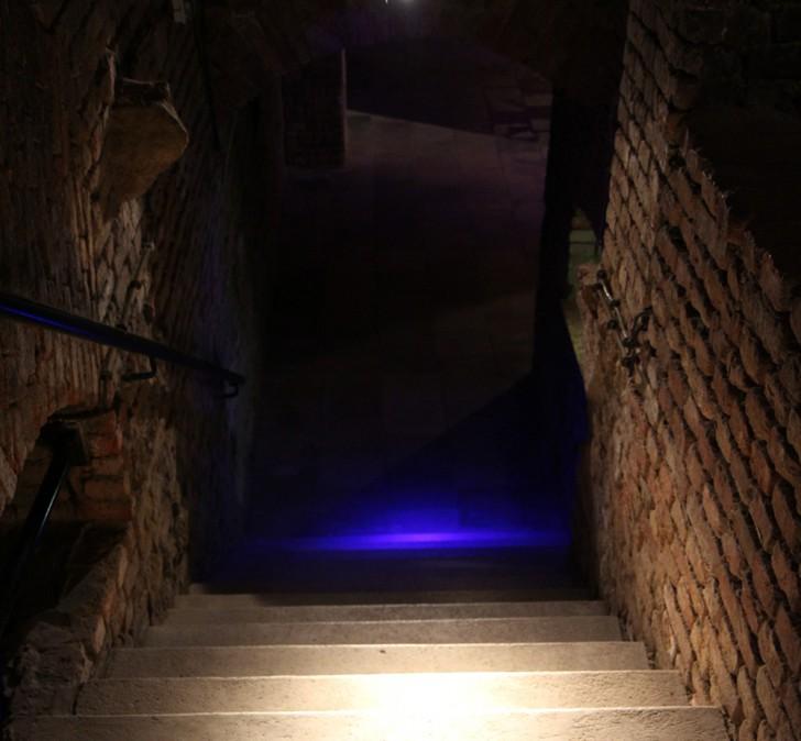 Die ersten Schritte in die Wiener Unterwelt (c) Felix Herzer