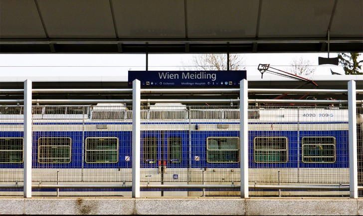 Bahnhof Meidling (c) STADTBEKANNT