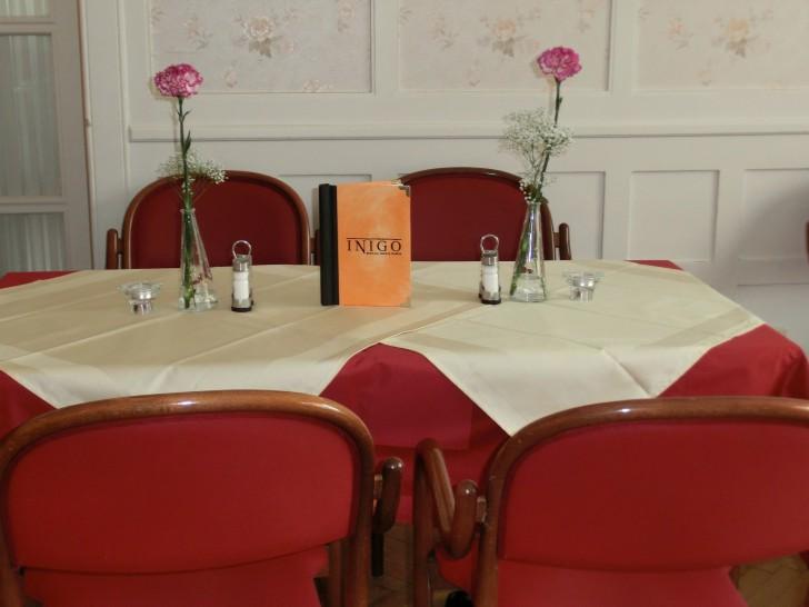 Restaurant Inigo (c) Inigo