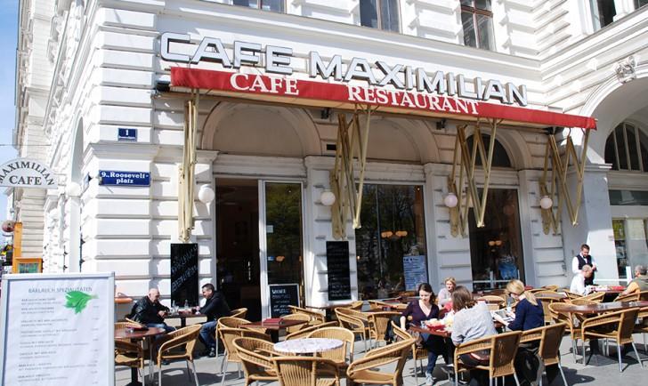 Cafe Maximilian Lokal (c) STADTBEKANNT