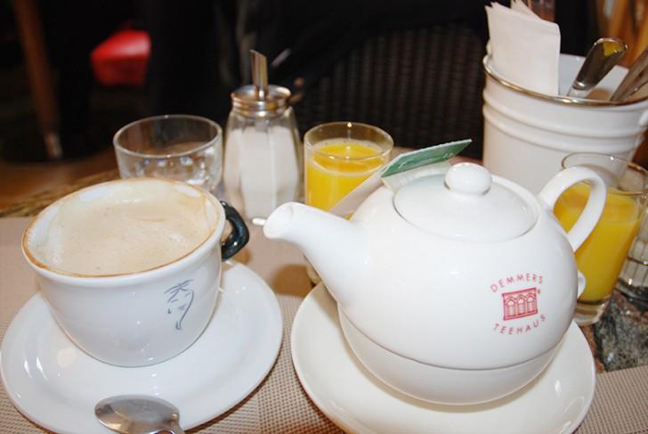 Cafe Maximilian Tee (c) STADTBEKANNT