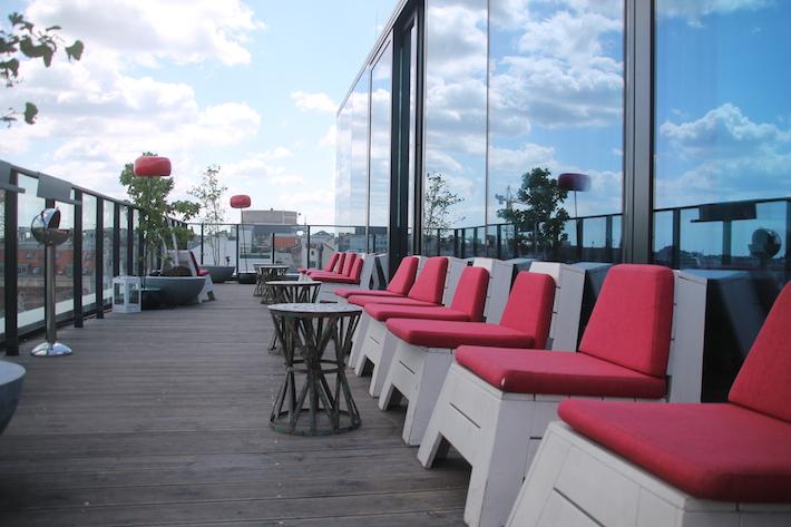 Balkon Dachboden (c) Hofinger stadtbekannt.at