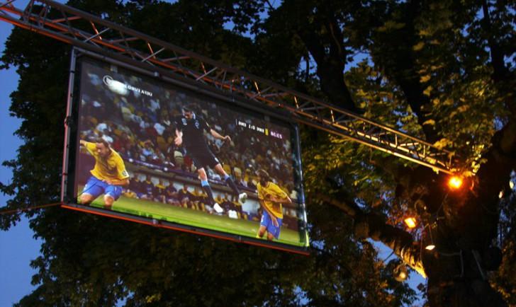 Fussball Public Viewing (c) STADTBEKANNT