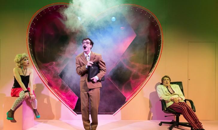 Foto: Kissing Mister Christo (c) Anna Stoecher
