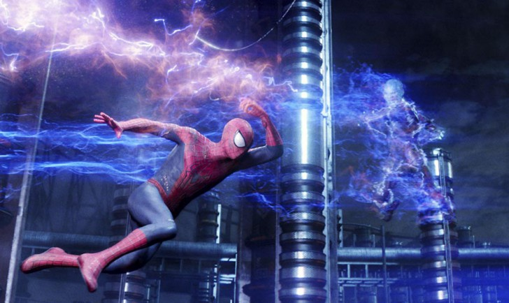 Foto: The Amazing Spider Man 2 Rise of Electro (c) 2014 Sony Pictures