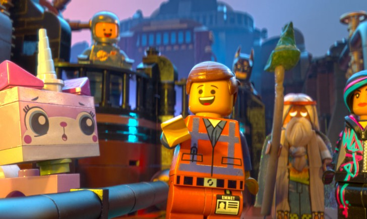 Foto: The LEGO Movie (c) 2014 Warner Bros