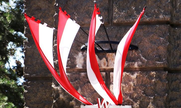 Wien Flaggen (c) STADTBEKANNT