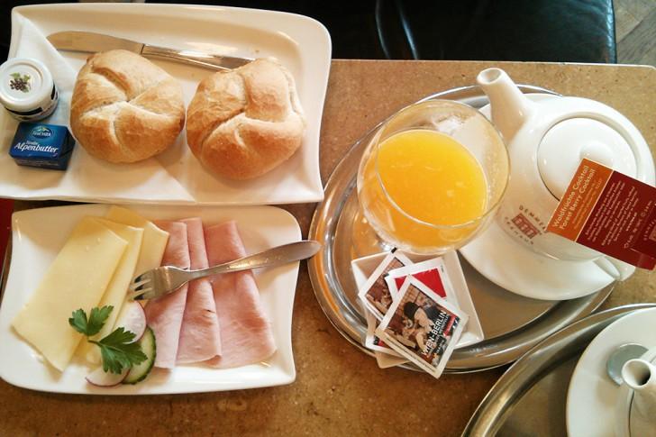 Cafe Ritter Frühstück (c) STADTBEKANNT