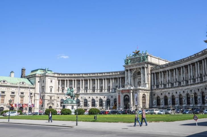 Wiener Hofburg (c) STADTBEKANNT