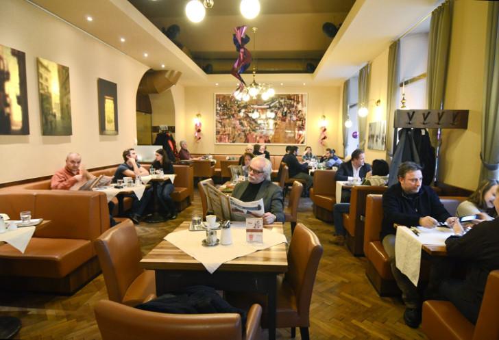 Cafe Hummel (c) STADTBEKANNT Mautner
