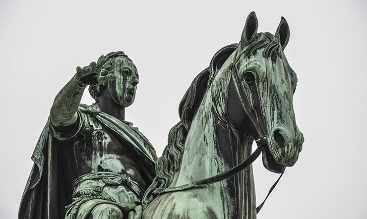 Kaiser Joseph II (c) STADTBEKANNT