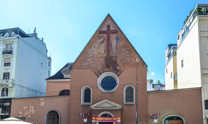 Kapuzinerkirche (c) STADTBEKANNT