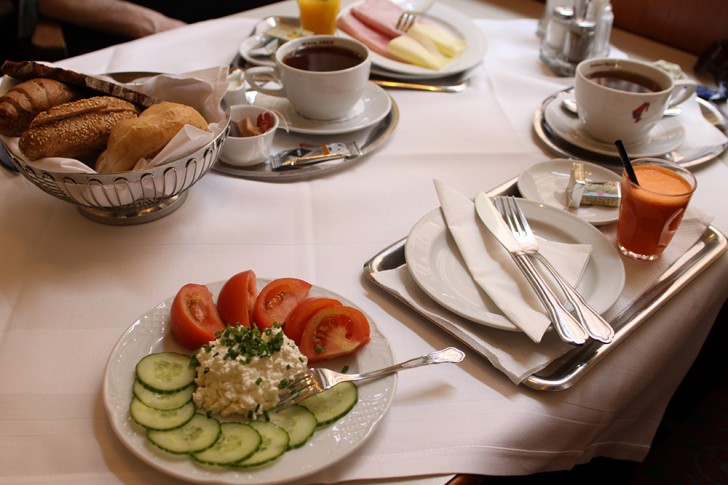 Cafe Maria Treu Frühstück (c) STADTBEKANNT