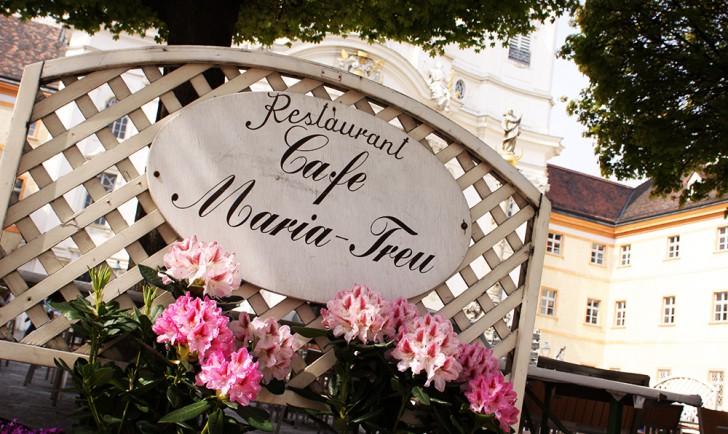 Cafe Maria Treu Gastgarten (c) STADTBEKANNT