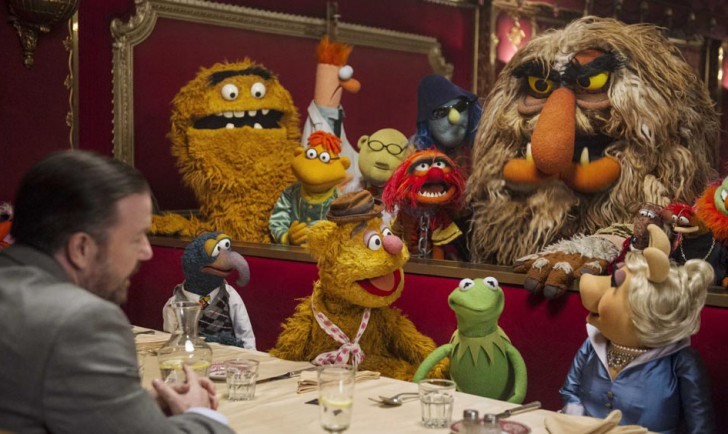 Foto: Muppets Most Wanted (c) 2014 Walt-Disney