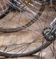 Radlager Räder (c) STADTBEKANNT Mautner