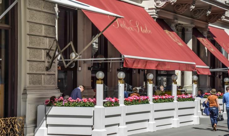 Cafe Sacher Terasse (c) STADTBEKANNT